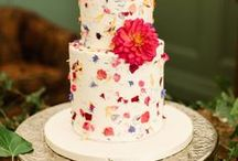 Wedding Cakes / The yummiest, scrummiest, most beautiful wedding cakes on the planet! (we think so anyway, though each one is better than the next...)