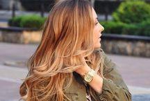 hair hair hair / by Jasmine Pierce