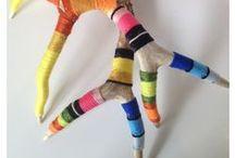Wool arts & crafts