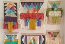 Tissage - Weaving
