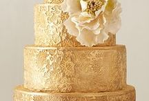 Cakes I will make someday! / Wedding and party cakes / by Bonnie Vance