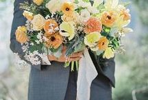 Bridal Bouquets / Beautiful Bridal and Bridesmaids Bouquets of all shapes and sizes. Luscious floral inspiration for your wedding...