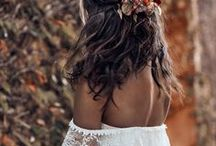 Wedding Hair Ideas / Hair ideas for bridal looks and everyday (depending on how adventurous you are!) Pinning lots of DIY hair tutorials as well as inspirational hair ideas, as we need to know HOW to do these gorgeous hairstyles!