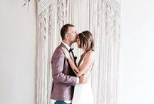 Wedding Ceremony Decor / Beautiful ideas for wedding ceremony decor. From rustic and vintage to modern and chic...