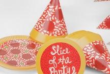 CELEBRATIONS // Pizza Parlor Party