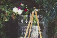 Wedding Planning / Helpful tips and hints and guides to plan the perfect celebration
