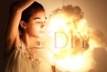 DIY...Imagine..and Craft / Ideas para personalizar y crear nuestro propio entorno y espacio...la imaginación al poder..Ideas to personalize and create our environment and space ... th / by Maria Jesús Hernández