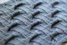 Points de Tricot - Knitting stitches