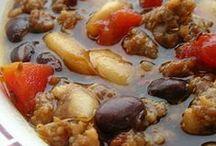 Chili's/Soups/Stews / by Karen Monk-Moeckel