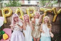 Hen Parties and Bridal Showers / by One Fab Day - Wedding Blog
