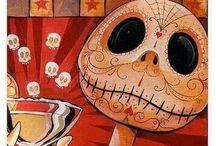 Skulls are my favorite! / by Malissa Graham-Vanderveer
