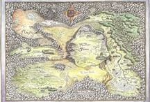 Incredible Maps! / Fantastic maps, both real and imaginary. Unleash your imagination!