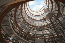 Libraries of the World! / by Sophie E Tallis
