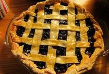 mmmm...PIE / It's National Blueberry Pie Day! Why not celebrate by sharing some pie recipes.