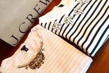 Wardrobe / My wardrobe  / by Cassie Blevins Bass