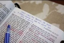 Personal Scripture Study / ideas to get the most from my studies... / by Rebekah Towers