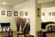 Basement Remodels / Basement ideas. / by Mary Crawford