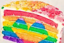 CELEBRATIONS // Rainbow Unicorn Party