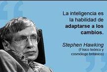 """Altas Capacidades / Genios / Superdotados / """"Ser superdotado es en primer lugar y ante todo una manera de ser inteligente, un modo atípico de funcionamiento intelectual, una activación de los recursos cognitivos cuyas bases cerebrales son diferentes y cuya organización muestra particularidades inesperadas.  No se trata de ser """"cuantitativamente"""" más inteligente, sino de disponer de una inteligencia """"cualitativamente"""" distinta. ¡ No es lo mismo!  https://www.facebook.com/AltasCapacidadesPR?fref=ts"""