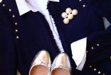 Regal Wardrobe / Royal and Elegant outfits and pieces  / by Cassie Blevins Bass