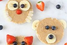 Snacks for the little ones//