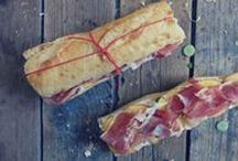 Casse-croûte // Sandwich