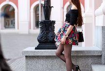 Dziewczyna w butach