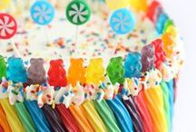Candy Party Ideas / Inspiration for the ultimate candy-themed party.