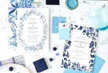 One Fab Day x Papier / We are wedding stationery obsessed and just plain wedding obsessed! So we're collaborating to share our favourite finds, inspiration and ideas for couples planning their best day ever!