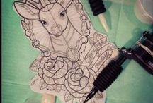 Tattoo Stuff / by Mermaid Gossip