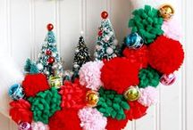 Holiday: Christmas / DIY, crafts, food, gifts, celebrations, decor. All things Christmas.
