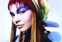 Mixin'n Mingling / When Beauty Meet Wildness More on Lamacedoniademariola.blogspot.com