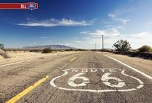 Route 66 / The Mother Road / La Carretera Madre