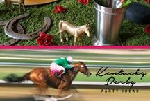 Kentucky Derby / The Kentucky Derby is a great excuse to plan a classy party! Get inspiration for your Kentucky Derby Decorations, Kentucky Derby Favors, and just about any other Kentucky Derby Party Ideas we can think of!