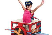 Airplane VBS Ideas / We'll help you match your Amazing Wonders Aviation VBS with our Airplane Party Supplies and Airplane Ideas. / by Shindigz