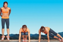 Bodyweight Circuits / Bodyweight exercises that can be done anywhere – no special fitness equipment required! / by EveryMove
