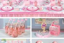 Ballerina Party Ideas / Celebrate the dancers in your life with a ballerina party!   / by Shindigz