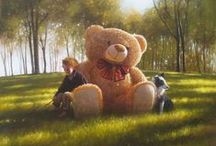 ARTIST - Jimmy Lawlor / The wonderful, surreal, quirky and humourous world of Irish artist Jimmy Lawlor.  It's all in his titles!