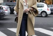 Street Style / by The Fat and Skinny on Fashion