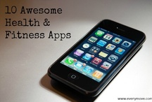 Fitness Tracking Devices & Apps / Health and Fitness monitoring devices and apps to keep you on track and motivated! / by EveryMove