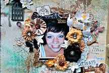 Scrapbook and Papercrafts 2013 / by NicolleLoves Scrapbooking