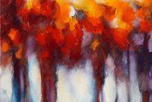 ARTIST - Laura Mulligan / Oil paintings by Irish artist Laura Mulligan