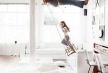 Kid Bedroom Inspiration * / kids bedrooms, bedroom inspiration