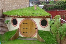 garden playhouse / by Goldie Johnson Pontrelli