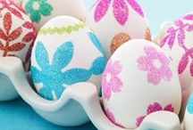 Holidays: Easter / Easter crafts, activities, decorations, kids' ideas, and more. Everything for the best Easter ever.