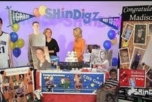 DIY Graduation Party Ideas / Check out the videos then browse the sampling of pins! / by Shindigz