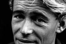 IRISH - Portraits / Portraits of Irish writers, musicians, politcians, actors and the rest!