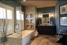 Bathroom Ideas / by Brittany Little