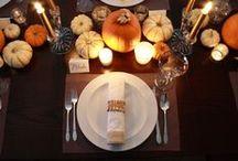 turkey day / Thanksgiving & autumn food / by Goldie Johnson Pontrelli