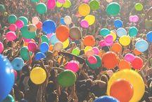 Birds & Bots | Balloons / Balloons cheer up your life